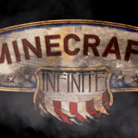 Bioshock Infinite, Minecraft Butter Adventures and Gloomy Minecraft CTM Maps