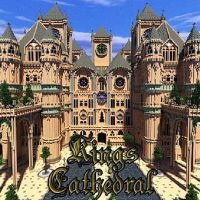 King's Cathedral | Minecraft Cathedral Download For Map Makers