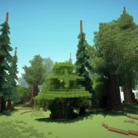 Minecraft Tree Download | 70 World of Warcraft Trees For Map Makers