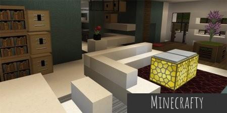 Скачать Modern HD [64x64] для Minecraft PE 1.0.0