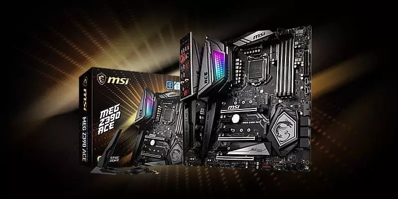 Introduces New Z390 Motherboards