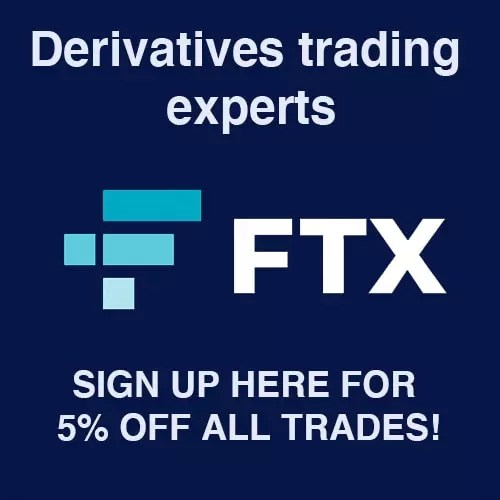 Sign up for FTX exchange