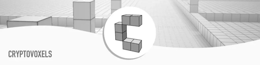 logo of Cryptovoxels