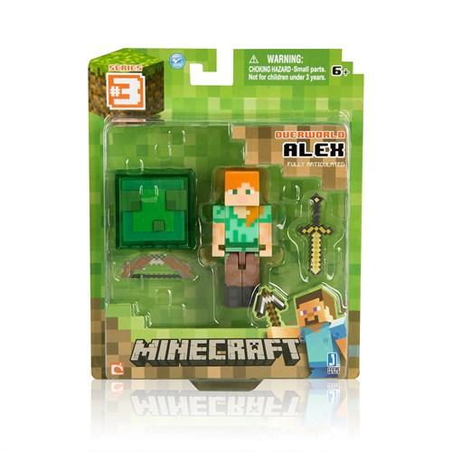 Minecraft Alex Action Figure