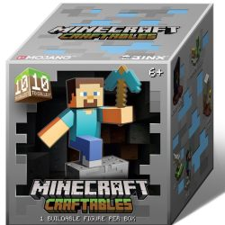 Minecraft Craftables Figures