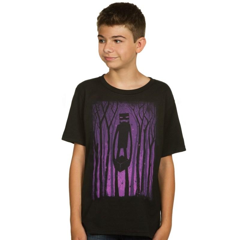 Minecraft Shadows T-shirt