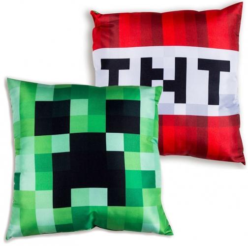 Minecraft cushion tnt creeper