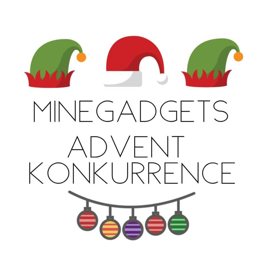 Minegadgets advent konkurrence promo