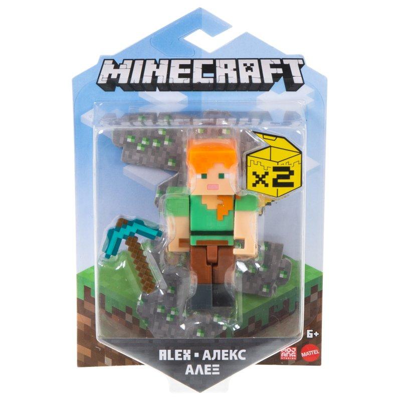 Minecraft Alex Figure