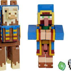 Minecraft Build A Block Wandering Trader & Llama