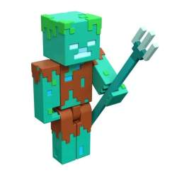 Minecraft Drowned Figure