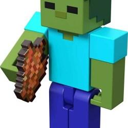 Minecraft Zombie Figure