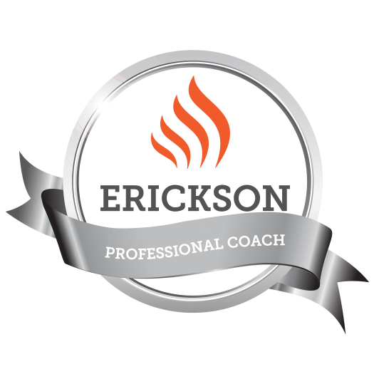Erickson Professional Coach Badge