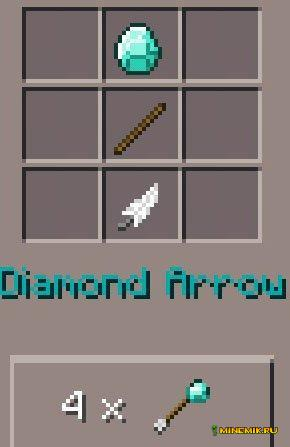 Тип стрела эндера xD