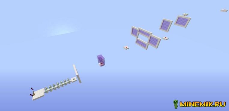 Карта Elytra Adventure для minecraft PC