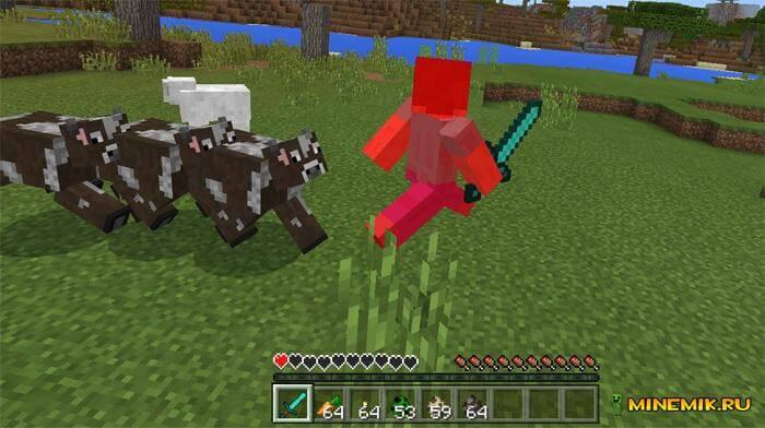 """Аддон """"Нейтральность"""" для Minecraft PE"""