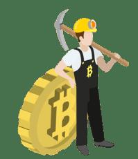 Máquina Mineradora de Bitcoin