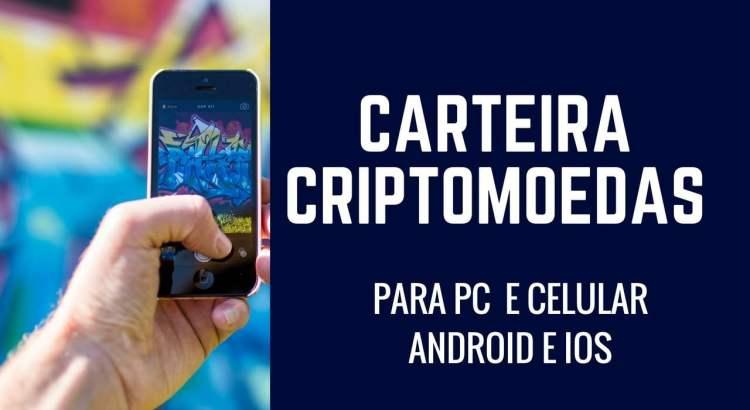 Carteira de Bitcoin para Smartphone e PC