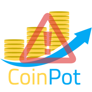 CoinPot virou scam! Fechada!