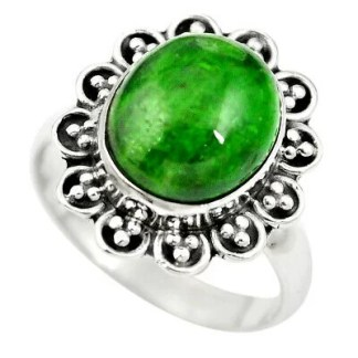 Chrome Diopside taille 7.5