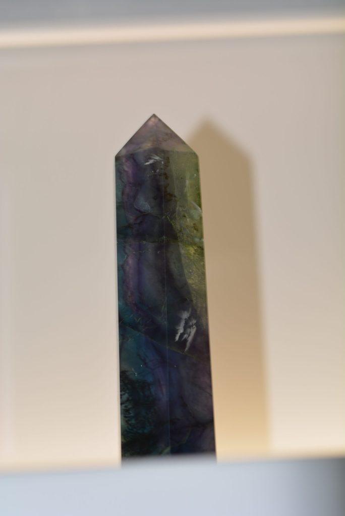Fluorite Obélisque