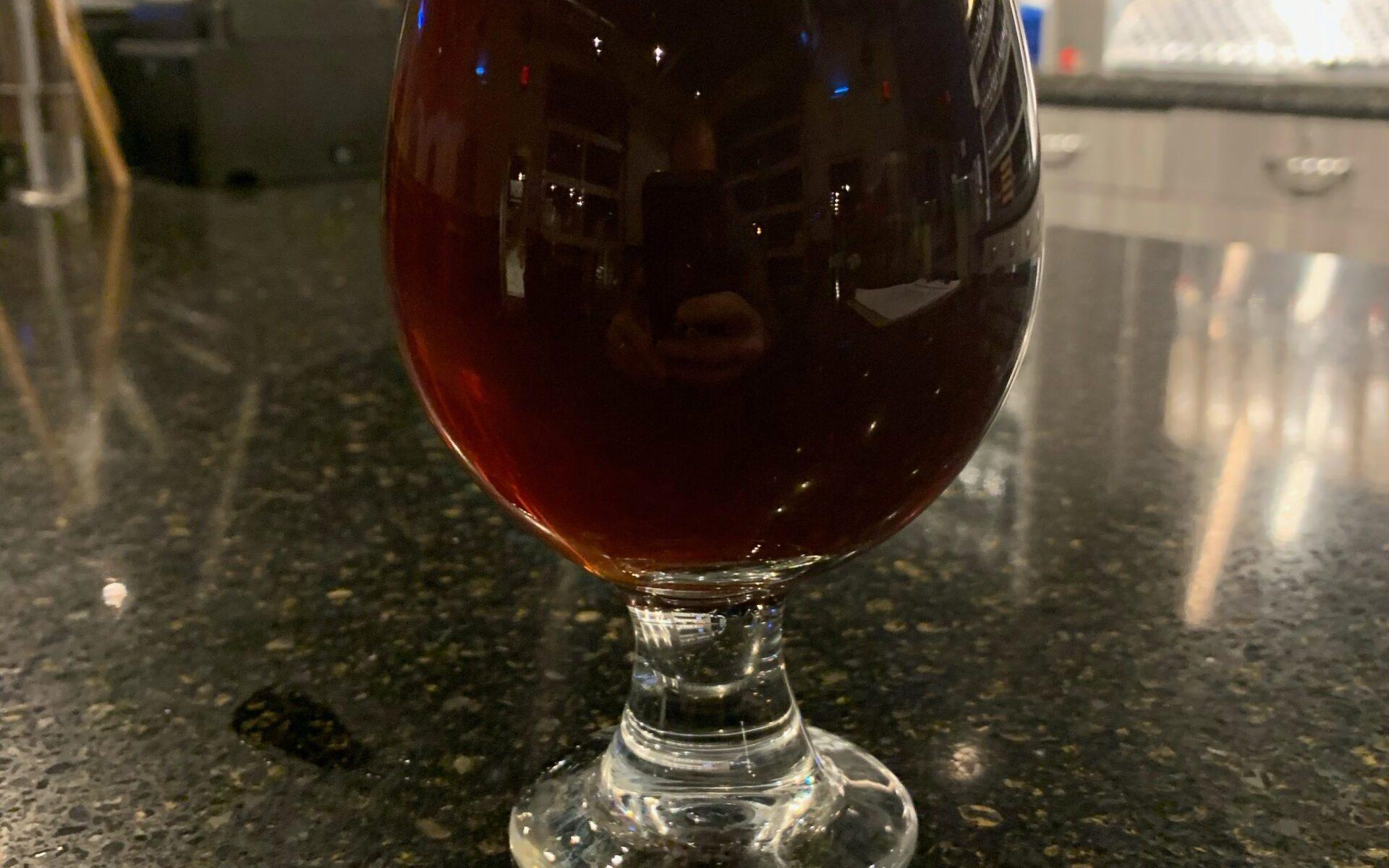MSB Fed Red Ale