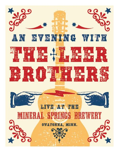 Leer Brothers at MSB