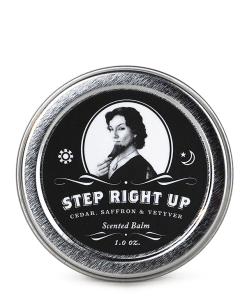 Step Right Up - Scented Balm
