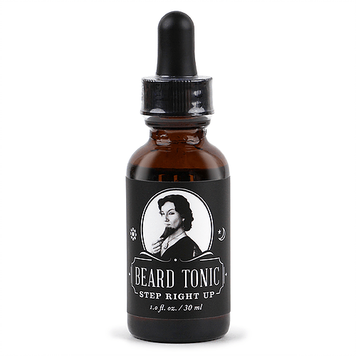 Step Right Up - Beard Tonic