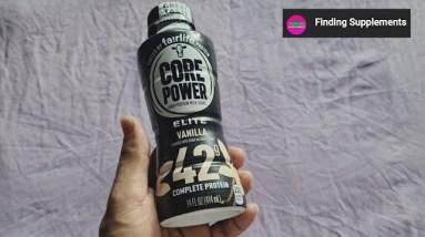 Core Power Milk Shake Elite 42 g protein 💪