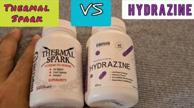 Imperial Nutrition Thermal Spark versus Hydrazine Hydrapharm