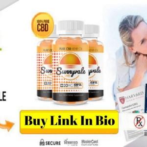 Sunnyvale Labs CBD Gummies - 100% Natural & Most Effective Powerful CBD Gummies & Hemp Oil!