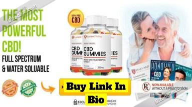 Lucent Valley CBD Gummies - (REDUCE) Chronic Pain, Anxiety & Stress!