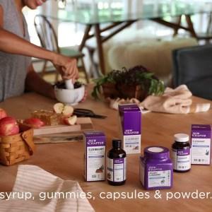 Immune Boosting Elderberry