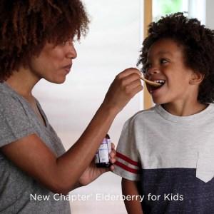 New Chapter Elderberry Kids