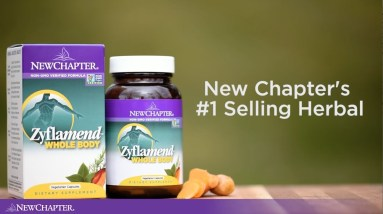 Zyflamend™ Whole Body: Herbal Pain Relief*†, with Turmeric & Ginger