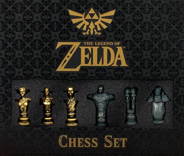 CHESS The Legend of Zelda 1