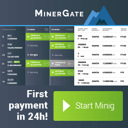 Minergate brings the world of Crypto Currencies closer to you with Smart Multi Coin Mining Pool and 1 Click CPU + GPU GUI-Miner Software