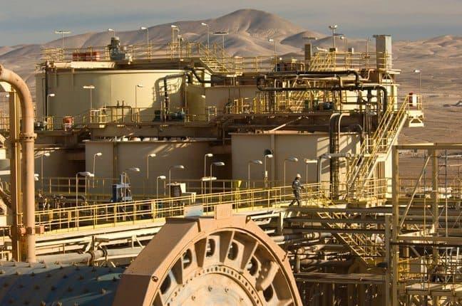Chile: Proveedores conocieron desafíos operacionales de minera Yamana Gold  El Peñon, en Antofagasta - .:: Minería en Línea ::.