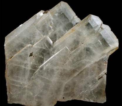 Colorless Bladed Barite Classic