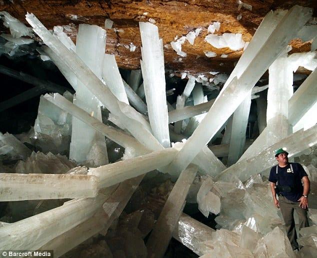 Resultado de imagen para Naica cuevas