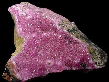 Cobaltocalcita rosada