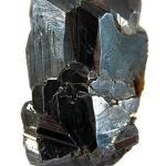 Cristal complejo de Bournonite
