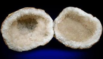 Geoda de Calcita