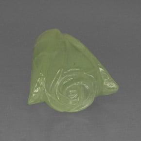 Flor verde de prehnita