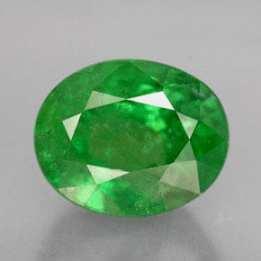 Granate Tsavorita Verde Esmeralda