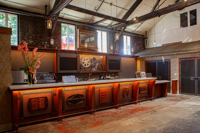 The Foundry Bar and room