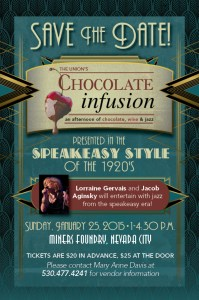 Chocolate Infusion Poster