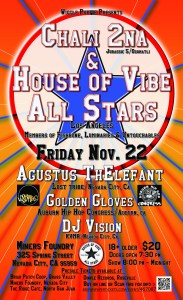 House of Vibe flyer1-1
