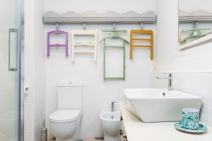 Casa Giulia: bathroom